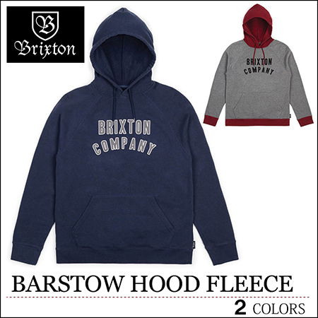 BARSTOW HOOD FLEECE