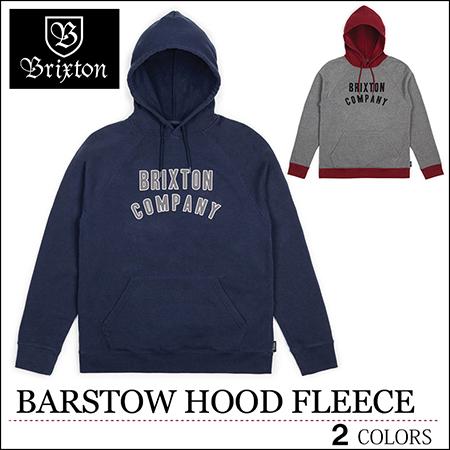 BARSTOW HOOD FLEECE
