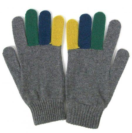 ウール手袋