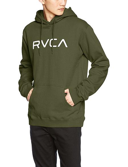 BIG RVCA SWEAT PK