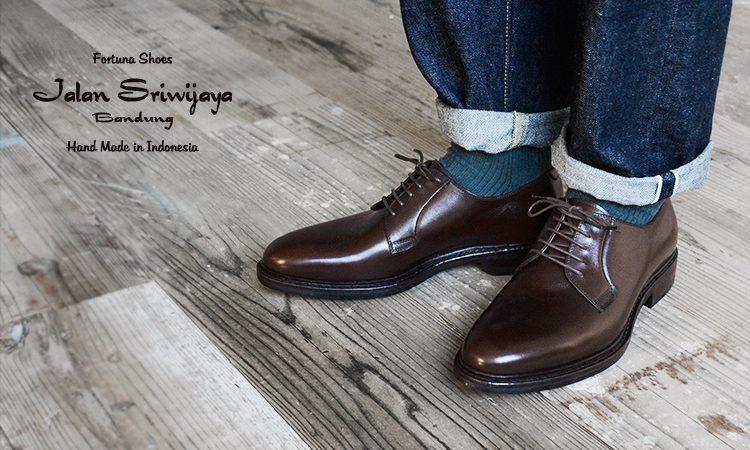 JALAN SRIWIJAYA 革靴