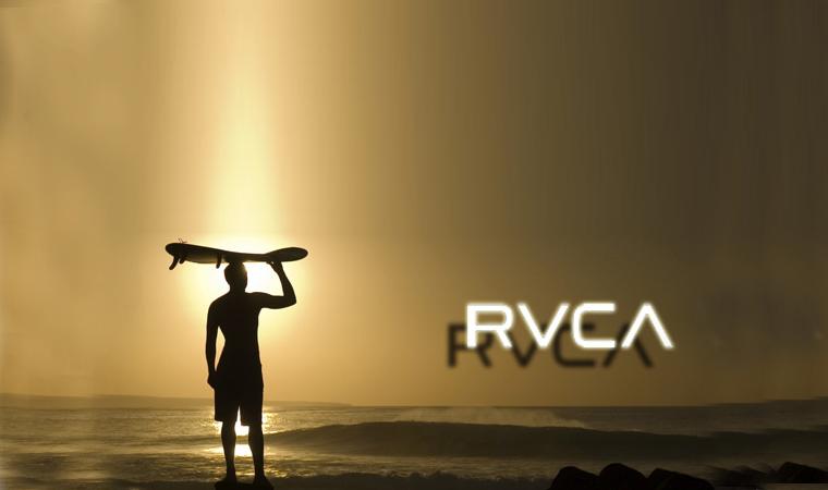rvcaロゴ
