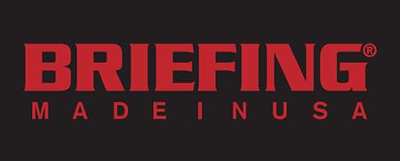 BRIEFING ロゴ