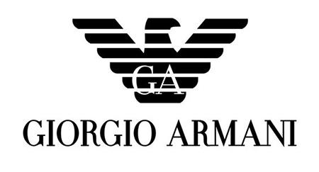 ARMANI ロゴ