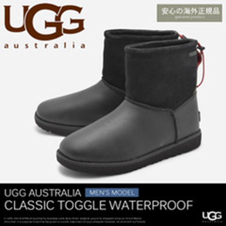 UGG/CLASSIC TOGGLE WATERPROOF