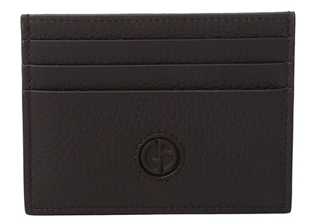 GIORGIO ARMANI /Logo Card Holder