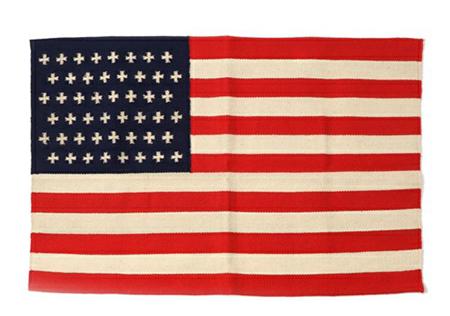 トルフィリオス FLAG RUG