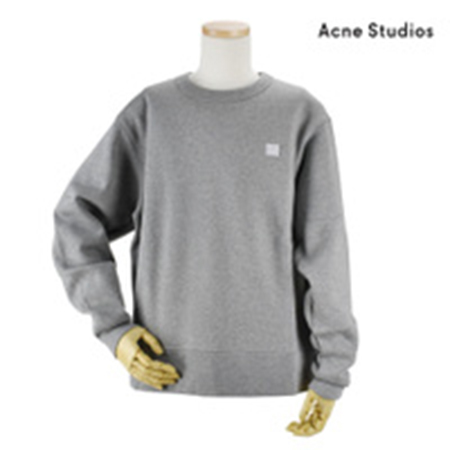 Acne Studious/フェイスパッチスウェットシャツ