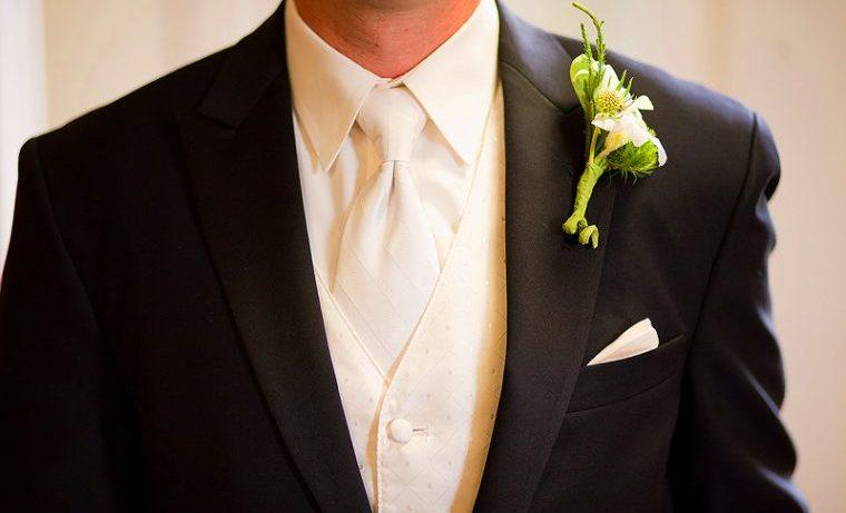 結婚式 ネクタイ シルバー 無地
