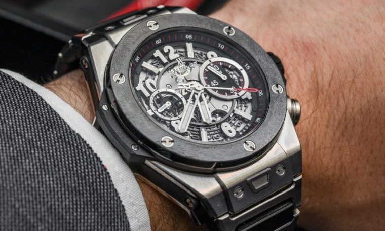 quality design 8f88b 61eb6 世界最高峰といえばココ!HUBLOTの人気腕時計9選