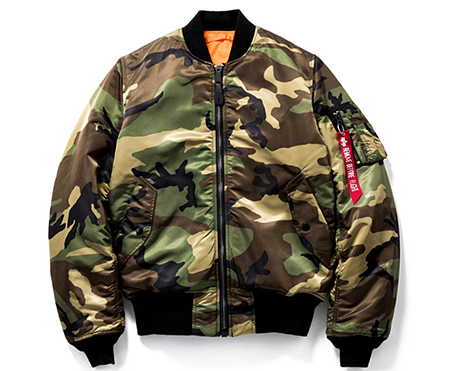 ALPHA INDUSTRIES アウター