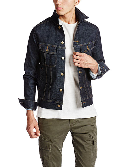 101 DENIM JACKET