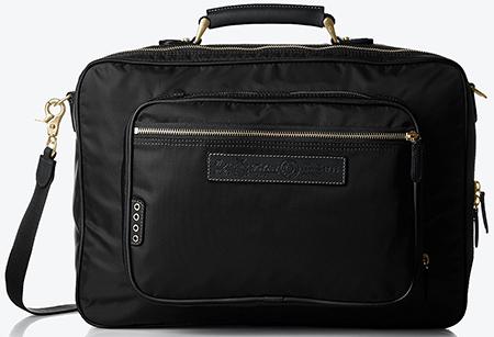 3ウェイビジネスバッグ(1735・ブラック)