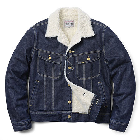 BOA STORM RIDER DENIM JACKET