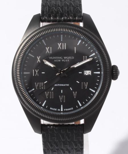 WT001 42ミリケース ブラック
