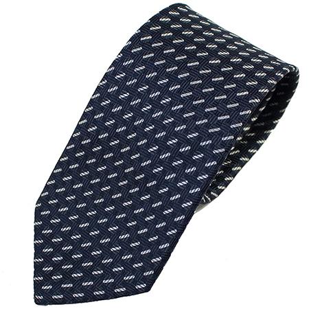 小紋柄ネクタイ