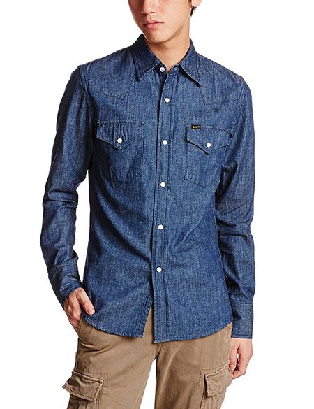 WESTAN DENIM SHIRTS
