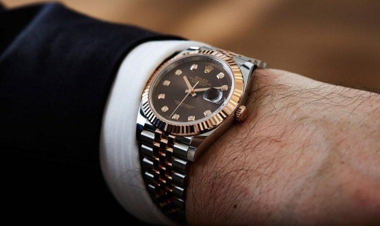 メンズ憧れのrolex!人気の腕時計10選