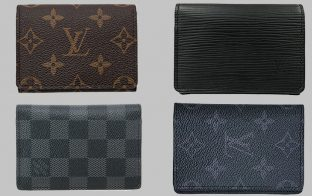 LOUISVUITTON 名刺入れ