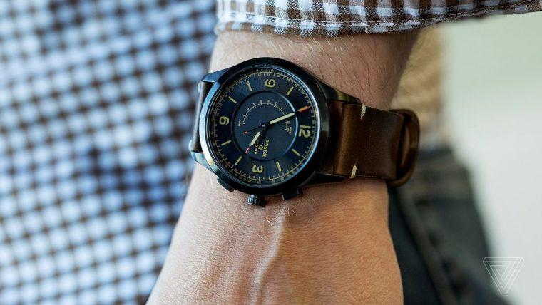fossill 腕時計