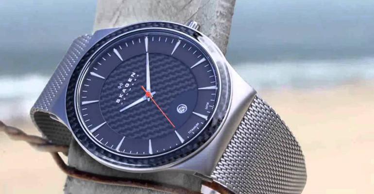 SKAGEN 腕時計
