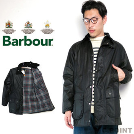 Barbour ロゴ