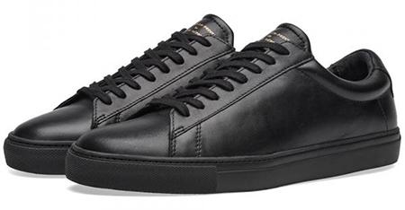 Noir Nappa ZSP4 HGH Sneaker