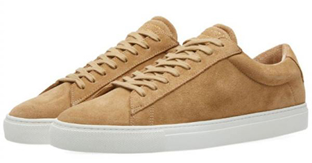 Sable Suede ZSP4 HGH Sneaker