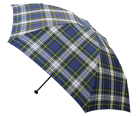 MACKINTOSH PHILOSOPHY BarbrellaUV Check Barbrella Green