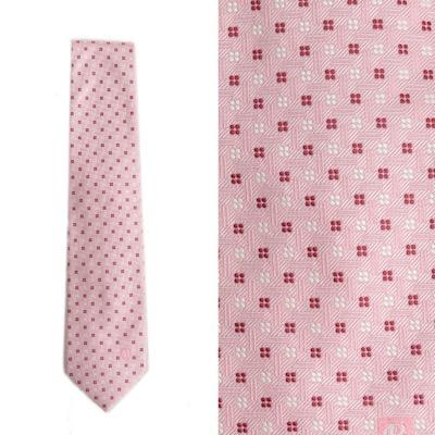 クレストブリッジ 小紋柄(ピンク)