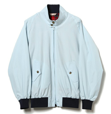 BARACUTA×BEAMS PLUS 別注G9