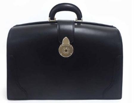 大峡製鞄 ダレスバッグ