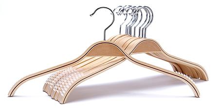 JSハンガー 木製ハンガー
