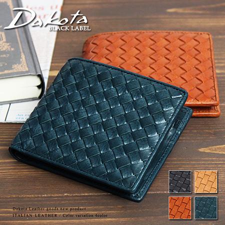 Dakota BLACK LABEL 財布