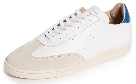 ZSP GT APLA Leather Sneakers(White/Massillia)