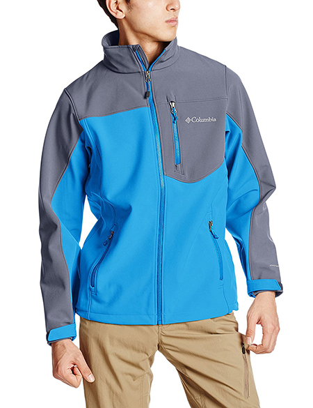 Columbia/SOFT SHELL TOPS