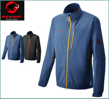 MAMMUT/SOFtech GRANITE Hybrid Jacket