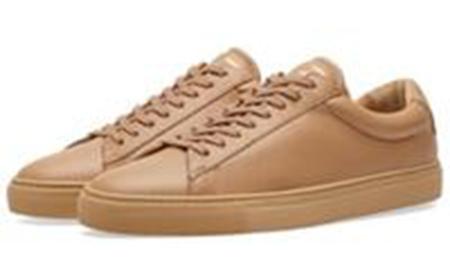 Cappuccino Nappa ZSP4 HGH Sneaker
