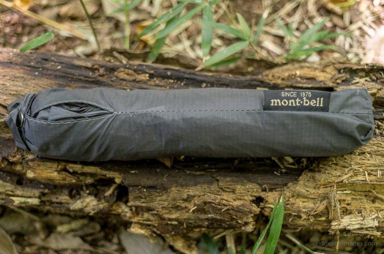 mont-bell 折りたたみ傘