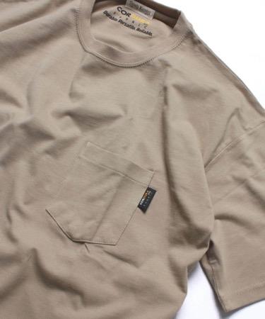 CORDURA素材 Tシャツ