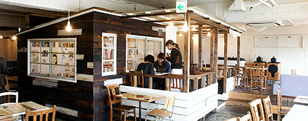 A to Z cafe (エートゥゼットカフェ)