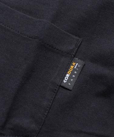 CORDURA素材のTシャツ