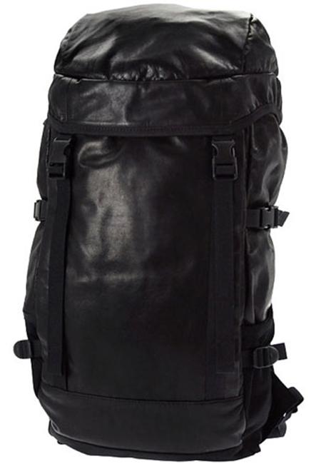 PORTER/leather backpack