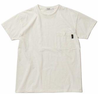 BEAMS LIGHTS/コーデュラナイロンクルーネックTシャツ