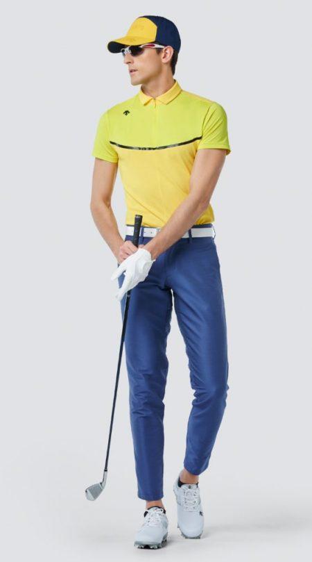 ゴルフ コーデ