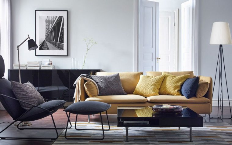 Ikea 11 for Tight living room designs