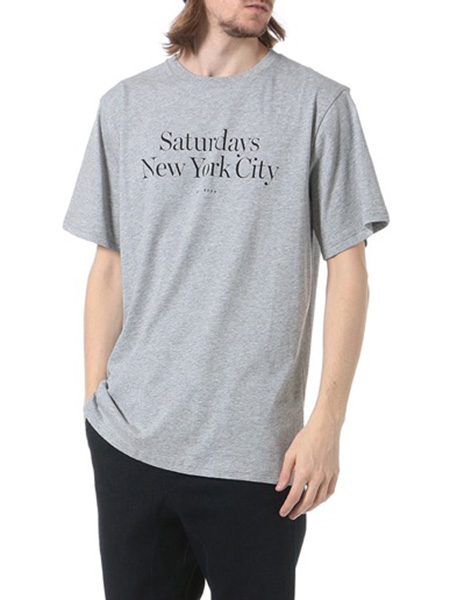 SATURDAYS SURF NYC Tシャツ