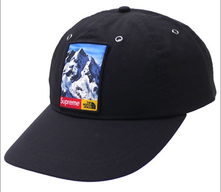 SUPREMEx THE NORTH FACE Mountain 6-Panel Hat