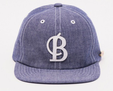 Maison Birth/DUNGAREE B-CAP