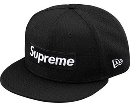 1week SS18 X Mesh Box Logo New Era